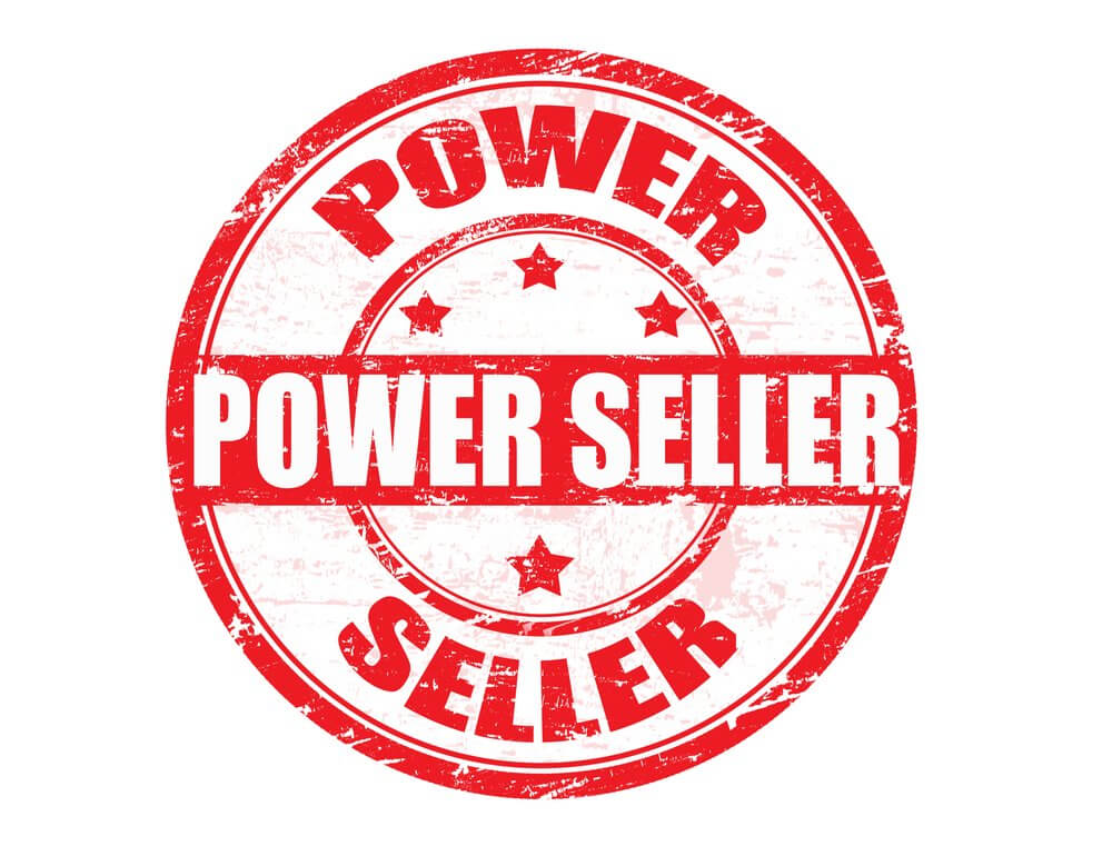 Part 3: newbie ebay sekarang  jadi power seller bronze level