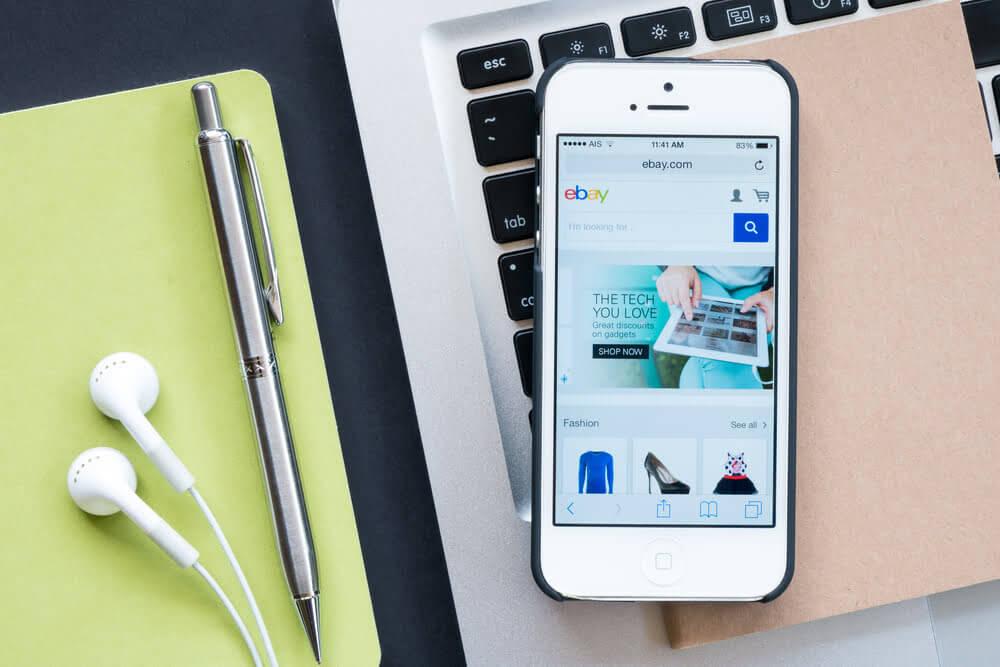 Ebay Part 8: Modal RM8 seunit jana profit RM981.92!