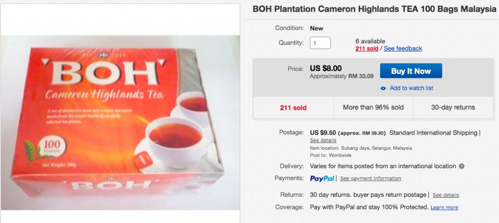 cara buat bisnes online jual barang di ebay