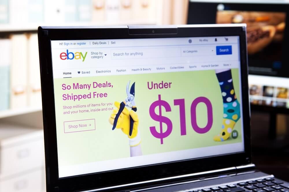 Menjual di ebay secara berkesan